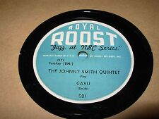 JOHNNY SMITH i'll be around / cavu - 78 rpm - roost -