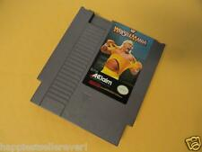 Nes Wwf Wrestlemania Nintendo Game for the Nes Game System