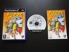FURRY TALES : JEU Sony PLAYSTATION 2 PS2 (Phoenix COMPLET envoi suivi)