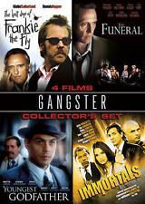 Gangster Collectors Set: 4 Films (DVD, 2009, 2-Disc Set) NEW Sealed