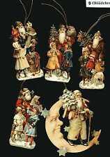 # GLANZBILDER  # EF 8226 Weihnachts-Anhänger (Geschenke, Baumschmuck) wie 7314