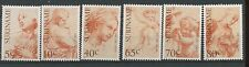 (W0563) ART, SURINAM, NVPH 342/47, SET, MNH/UM, SEE SCAN
