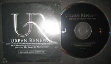 Promo CD Urban Renewal Lil' Kim Phil Collins Kelis Ol' Dirty Bastard Wu-Tang