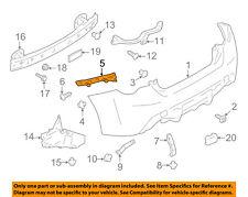 SUBARU OEM 13-16 BRZ Rear Bumper-Upper Bracket Right 57707CA100