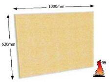 Firebrick Fire Board Heat Proof Brick Vermiculite Fireboard Resistant 1020 x 620