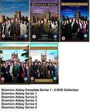 Downton Abbey Complete Series 1-5 DVD Season donton 1 2 3 4 5 NEW UK Dontown R2