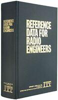 Reference Data for Radio Engineers Howard W Sams Engineering