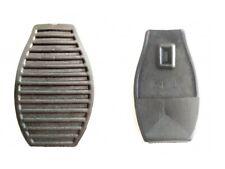 Brake / Clutch Pedal Pad Rubber Cover Non Slip For Vauxhall Opel Corsa D E Adam