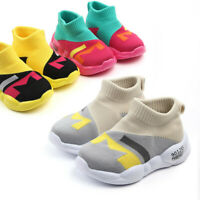 Toddler Infant Kids Baby Girls Boys Mesh Soft Sole Sport Shoes Sneakers Shoes