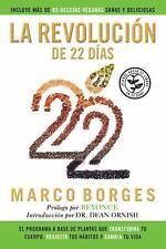 La Revolución de 22 Días by Dean Ornish and Marco Borges (2015, Paperback)