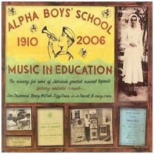 Alpha Boys' School: Music in Education 1910-2006 Joe Harriott.. (CD, Trojan) NEW