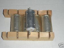 MATCHED QUAD 0.1uF 0% 600V HI-END AUDIO TEFLON CAPACITORS FT-3 FT3