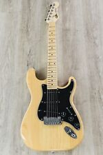 G&L Tribute Legacy Solidbody Electric Guitar Maple Fingerboard - Natural Gloss