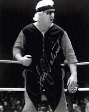 Johnny Valiant Signed Autographed 8x10 Photo - w/COA WWE WWF TNA Luscious
