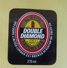 VINTAGE BRITISH BEER LABEL - IND COOPE, DOUBLE DIAMOND EXPORT ALE 275 ML