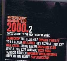 LAMBCHOP / BLUE NILE / YO LA TENGO Unconditionally Guaranteed 2000 . 2 UNCUT CD