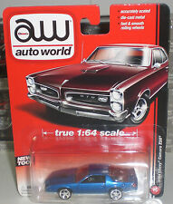 AW AUTO WORLD US CHEVY CHEVROLET CAMARO Z28 USA DIECAST METAL ECHELLE 1:64 NEW