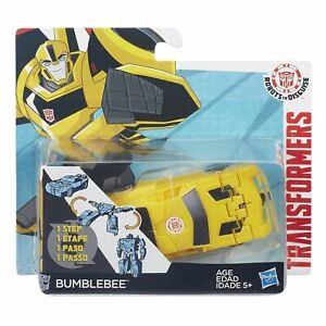 NEW HASBRO TRANSFORMERS BUMBLEBEE FIGURE 1 STEP CHANGER B4650