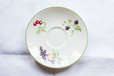 Marks & Spencer ST Michael ASHBERRY  2 Fine Bone China Saucers in good condition