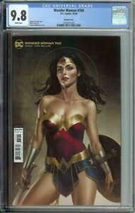 Wonder Woman #760 CGC 9.8 Middleton Variant Cover