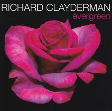 RICHARD CLAYDERMAN - EVERGREEN : A TRIBUTE TO BARBRA STREISAND ~ PIANO *NEW*