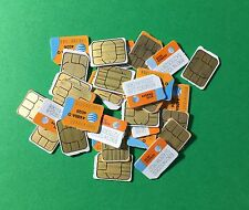 AT&T ATT Nano SIM Card - For AT&T iPhone 7 6s 6 Plus 5 5c 5s - No Service