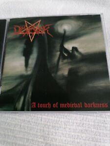 Desaster - A Touch Medieval CD Pentacle, Tha Norr, Mayhem, Asphyx, Bathory