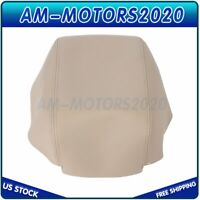 For Toyota Camry 2007-2011 Center Console Lid Armrest Cover Leather Beige New