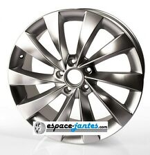 "4 jantes alu neuves type VW scirocco interlagos 17"" silver golf passat"