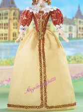 Princess of the danish court dress fits model muse silk stone royalty Barbie