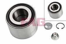 2x Wheel Bearing Kits Rear 713630300 FAG 6001547700 6001548986 7701205812 New