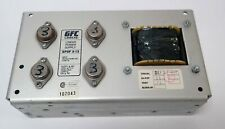 GFC HAMMOND GFOF 3-12 LINEAR POWER SUPPLY, OUT: 12VDC @ 7.0A TESTED & WORKING!