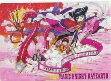 Magic Knight Rayearth Fahren Pencil Board Shitajiki NEW