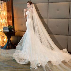 Spitze Mermaid Brautkleid Hochzeitskleid Kleid Braut Babycat collection BC803