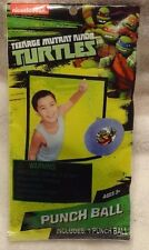 Teenage Mutant Ninja Turtles Punch Ball New Purple Free Shipping