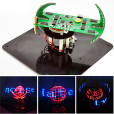 Geekcreit® DIY Biaxial Spherical Rotating LED Kit Creative POV Soldering