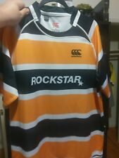 Rockstar Games (GTA, Red Dead, Bully) Rare HTF Rugby Jersey Size XL