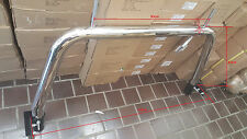 "NISSAN NAVARA D40 Ladder Rack 3"" Stainless Steel Ladder Rack"