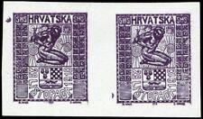 1918, Jugoslawien, Proben ZW, (*) - 1741546