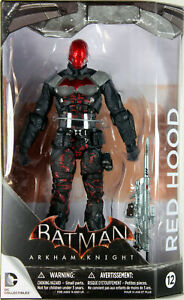 Arkham Knight Red Hood # 12 Action Figure DC Collectibles New & Factory Sealed