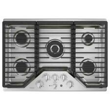 GE PGP9030SLSS 30 inch Stainless Steel Gas Cooktop