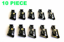 10x E.CO Fastener Clips for Moulding, AUDI A3, 55221Z; 8P3853825B