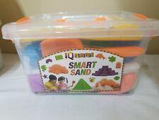 iQ Smart Sand 30 Pcs Set With 5+ Lbs Sand