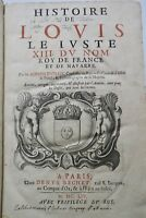 Histoire de Louis le Juste, XIII du nom, roy de France et de Navarre 1654