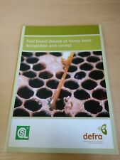 Foul Brood Disease of Honey Bees Recognition  Control defra Beekeeping Broucher