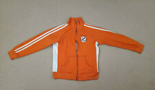 Uc Irvine Men's Orange Track Jacket Anteaters Made by J. America Mediun M