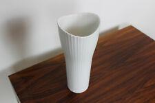 frühe Rosenthal Vase Design: Tapio Wirkkala  Modern 50s 50er Porzellan Weiß