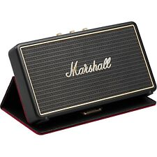 NEW Marshall Stockwell Portable BLUETOOTH SPEAKER w/ Flip Cover Stereo 3.5mm USB