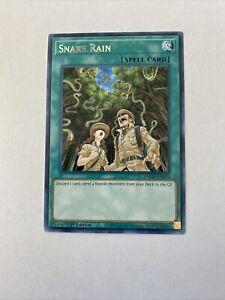 Yu-Gi-Oh! TCG Snake Rain Ancient Guardians ANGU-EN051 1st Edition Collector's...