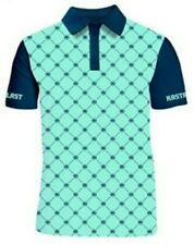 "Kastaplast ""Squares"" Collared Shirt (Polo) Medium"